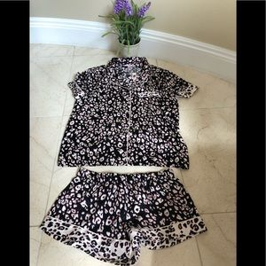 Victoria's Secret Pajama Shorts Set + free panty